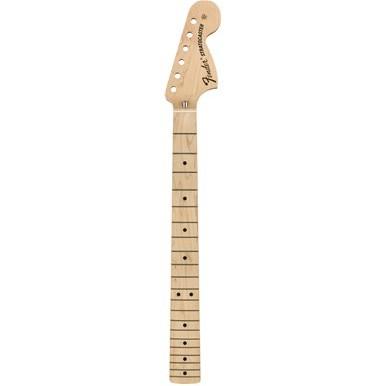 FENDER Stratocaster® `U` Neck, 3-Bolt Mount, 21 Vintage-Style Frets, Maple Fingerboard