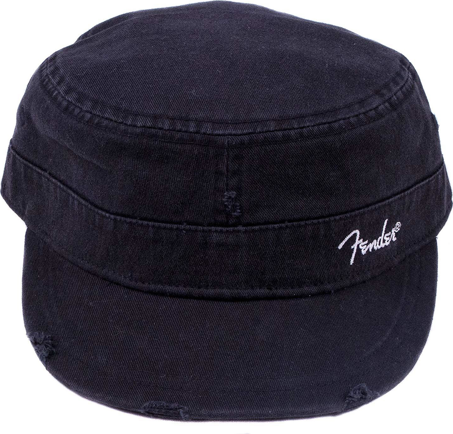 FENDER MILITARY CAP BLACK, L/XL