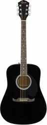 FENDER FA-125 Dreadnought w/bag, BLK