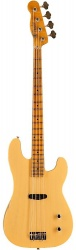 FENDER Custom Shop Dusty Hill Signature Precision Bass, Maple Fingerboard, Nocaster Blonde бас-гитара