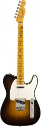 FENDER 2018 LTD RELIC® DOUBLE ESQUIRE® `SPECIAL` - WIDE FADE 2-COLOR SUNBURST