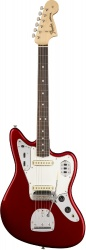 Fender American Original `60s Jaguar®, Rosewood Fingerboard, Candy Apple Red