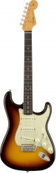 FENDER 2018 VINTAGE CUSTOM 1959 STRATOCASTER® - CHOCOLATE 3-COLOR SUNBURST