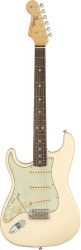 Fender American Original `60s Stratocaster® Left-Hand, Rosewood Fingerboard, Olympic White