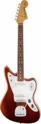 FENDER Johnny Marr Jaguar, Rosewood Fingerboard, Metallic KO