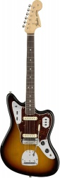 Fender American Original `60s Jaguar®, Rosewood Fingerboard, 3-Color Sunburst