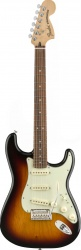 FENDER DLX ROADHOUSE STRAT PF 3TSB