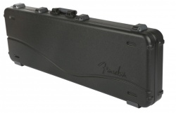 FENDER Deluxe Molded Bass Case Left-Hand, Black