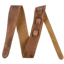 FENDER Road Worn Strap, Brown