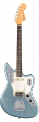 Fender Custom Shop 1963 Journeyman Relic Jaguar, Rosewood Fingerboard, Aged Ice Blue Metallic