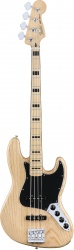 FENDER DLX Active J Bass ASH MN NAT бас-гитара