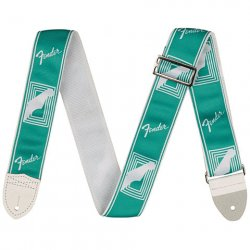 FENDER 2` Monogrammed Strap, Sea Foam Green