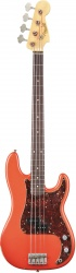 FENDER Custom Shop Pino Palladino Signature Precision Bass, Rosewood Fingerboard, Fiesta Red бас-гитара
