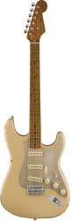 FENDER LIMITED EDITION RELIC `56 FAT ROASTED STRATOCASTER - AGED DESERT SAND