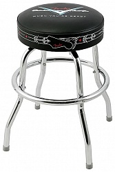 FENDER 24` CUSTOM SHOP LOGO BARSTOOL