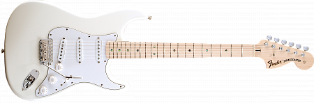 Fender Custom Shop Robin Trower Signature Stratocaster, Maple Fingerboard, Arctic White