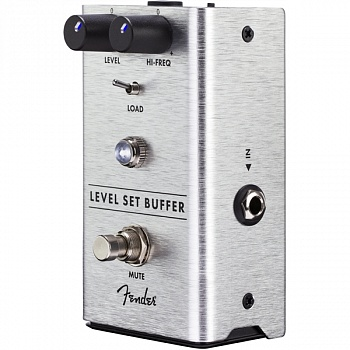 FENDER LEVEL SET BUFFER PEDAL – фото 2