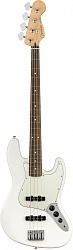 FENDER Player Jazz Bass PF PWT бас-гитара