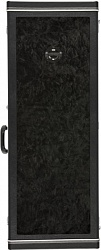 FENDER GUITAR DISPLAY CASE, BLK