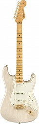 FENDER 2019 VINTAGE CUSTOM 1957 STRAT® NOS, MAPLE FINGERBOARD, AGED WHITE BLONDE