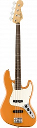 FENDER Player Jazz Bass®, Pau Ferro Fingerboard, Capri Orange бас-гитара