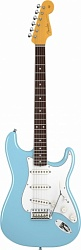 FENDER Eric Johnson Stratocaster, Rosewood Fingerboard, Tropical Turquoise