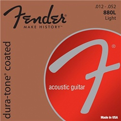 FENDER Dura-Tone 880L 80/20 Coated 12-52