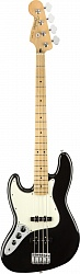 FENDER Player Jazz Bass LH MN BLK бас-гитара