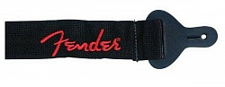 FENDER BLACK/RED LOGO