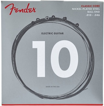 FENDER ROUND CORE NPS 255R 10-46 BALL