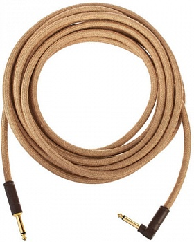FENDER 10` ANG CABLE, PURE HEMP NAT