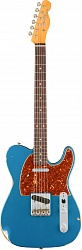 Fender Custom Shop 1961 Relic Telecaster, Rosewood Fingerboard, Aged Lake Placid Blue