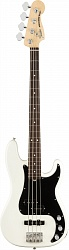FENDER AMERICAN PERFORMER PRECISION BASS®, ROSEWOOD FINGERBOARD, ARCTIC WHITE