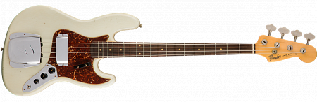 Fender 1962 Journeyman Relic Jazz Bass – фото 3