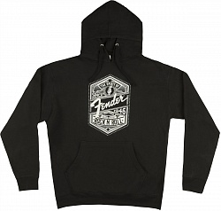 FENDER SPIRIT OF ROCK N ROLL MENS HOODIE