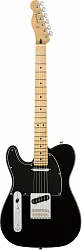 FENDER PLAYER TELE LH MN BLK