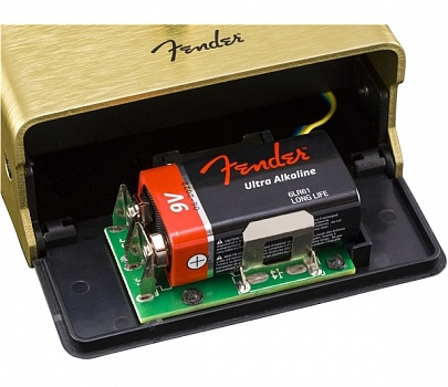 FENDER PUGILIST DISTORTION PEDAL – фото 6
