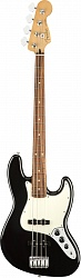 FENDER Player Jazz Bass PF BLK бас-гитара