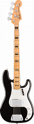 FENDER Custom Shop 1969 Closet Classic Precision Bass, Maple Fingerboard, Aged Black бас-гитара