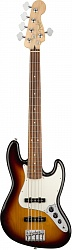 FENDER Player Jazz Bass V PF 3TS бас-гитара