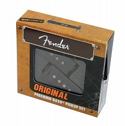 FENDER Original Precision Bass Pickups, Black
