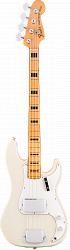 FENDER Custom Shop 1969 Closet Classic Precision Bass, Rosewood Fingerboard, Aged Olympic White бас-гитара
