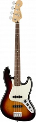 FENDER Player Jazz Bass PF 3TS бас-гитара