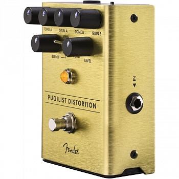 FENDER PUGILIST DISTORTION PEDAL – фото 2
