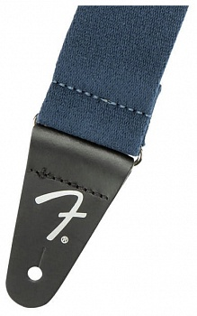 FENDER SUPERSOFT STRAP BLUE, 2` – фото 2