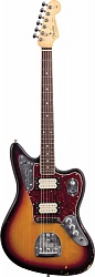 FENDER KURT COBAIN JAGUAR 3-COLOR SUNBURST