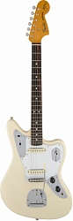 FENDER Johnny Marr Jaguar, Rosewood Fingerboard, Olympic White