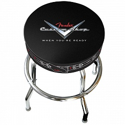 FENDER 24` Custom Shop Pinstripe Barstool