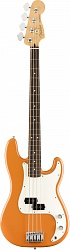 FENDER Player Precision Bass®, Pau Ferro Fingerboard, Capri Orange бас-гитара