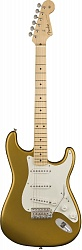 Fender American Original `50s Stratocaster®, Maple Fingerboard, Aztec Gold